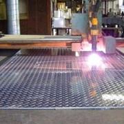 Обработка металла и металлопроката фото