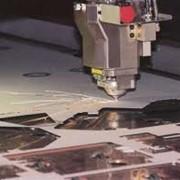 Лазерная резка материалов фото