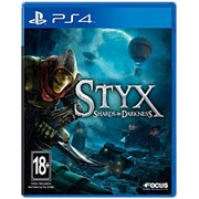 Игра для PS4 Styx: Shards of Darkness фото