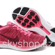 Кроссовки Nike Flyknit Lunar1+ Pink 36-39 Код Lunar01 фото