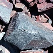 Железосодержащая руда кусковая фото