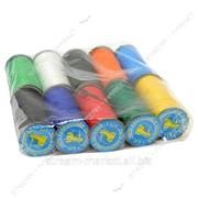 Набор 375 обувной капроновой нити (разноцветный) №416980 фото