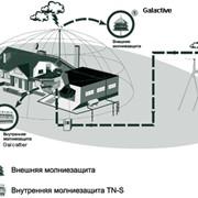 Молниезащита внешняя и внутренняя телекоммуникационных, энергетических, промышленных объектов и сооружений, офисных и жилых зданий фото