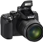 Nikon Coolpix P510 Black фото
