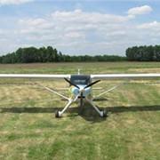 Самолет сверхлегкий сельскохозяйственный ХИАТ 650СХ. фото