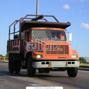 Услуги самосвала 30 тонн в Виннице фото