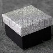 Коробочка серебряная квадратная 5х5см 3202 фото