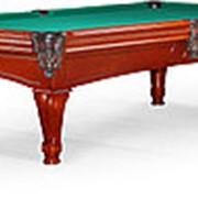 Бильярдный стол для пула Cambridge 9ф (корица) фото