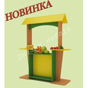 Магазин дитячий Ярмарок 700х400х1500 фото