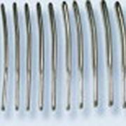 МЖ- 9/26 Набор расширителей канала шейки матки гинекологический с №3-14 (22 шт) фото