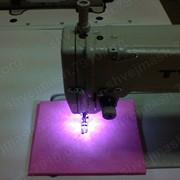 Подсветка для промышленных швейных машин фото