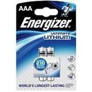 Батарейки Energizer Ultimate Lithium FR03/L92 AAA - 2 шт. фото