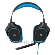 Гарнитура Logitech G430 Gaming (981-000537) фото