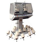 Крутильная машина для трикотажных и технических нитей фото