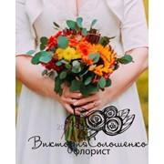 Свадебный букет в Лиде фото