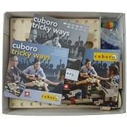 Cuboro Игровой настольный набор Cuboro «tricky ways» (деревянный) арт. Cub24357 фото