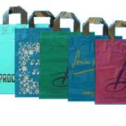 Пакет-сумка с петлевой ручкой фото