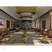 Дизайн-проект Baskan Kabul Odasi Tasarimi, код BKOT-001 фото