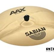 """Тарелка типа Ride Sabian AAX Studio Ride 20"""" фото"""