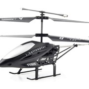 Вертолет i-helicopter 908 black фото