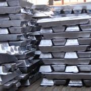 Сплав алюминиевый в чушках фото