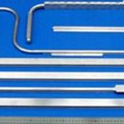 Профильные тепловые трубы фото