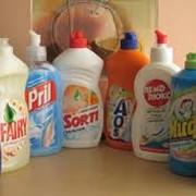Концентрированное средство для мытья посуды, Средство для мытья посуды фото