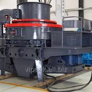 Ударная дробилка с вертикальным валом (машины для производства песка) серии VSI8518 фото