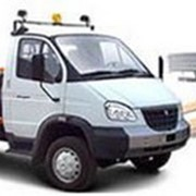 Эвакуатор ГАЗ 33104 фото