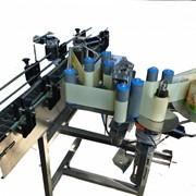Машина этикеровочная для самоклеящихся этикеток ЭС - 01 фото