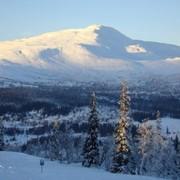 Зимний отдых в Швеции фото