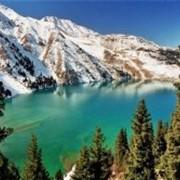 Познавательный туризм Большое Алматинское Озеро фото