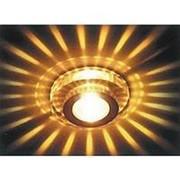 Светильник SB-006 хром/прозрачное стекло фото
