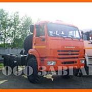 КАМАЗ 5350 - все модификации шасси! фото