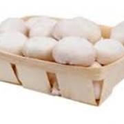Шампиньоны свежие фасованные в корзинки 700 гр., Украина, купить, цена. фото