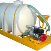 Система подачи бурового раствора DFM3000 со станиной фото