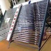Коллекторы солнечные с вакуумными трубками (VTSC) фото