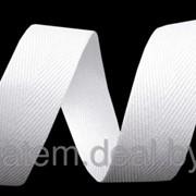 Лента киперная 30 мм Белая фото