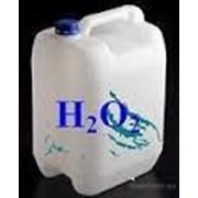 Перекись водорода медицинская 35,50,60% фото