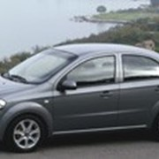 Прокат автомобиля Chevrolet Aveo 1.5 AT (2007) фото