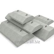 Плиты ж/б ленточных фундаментов Б1.012.1-2.08 фото