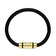 Colantotte Loop Crest Premium Gold Магнитный браслет золотой, размер M фото