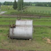 Резервуар 25 м.куб. (бочка, емкость) б/у фото