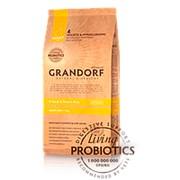 Grandorf Dog 1кг 4 Meat&Brown Rice Mini Сухой корм для взр. собак мелких пород 4 вида мяса с бурым р фото