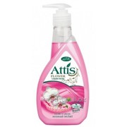 Жидкое мыло Attis Sensual Orchid 400 ml фото
