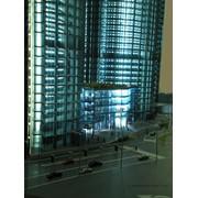 Архитектурный макет - макет здания для выставки и офиса продаж девелоперской компании. Изготовление макетов, макеты любой сложности фото
