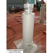 Гидроцилиндр для задавливания (вбивания) свай, давлением Р =230 атм фото