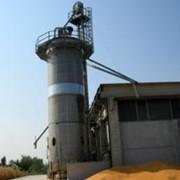 Зерносушилки MECMAR башенного типа Серия RM фото
