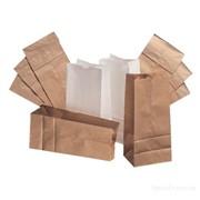Офсетная печать на крафте, изготовление пакетов и мешков фото