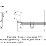 Ванна творожная ВТН-1,5 фото